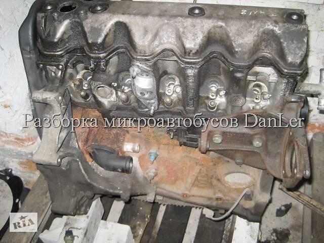 Двигатель (без навесного) Фольксваген Транспортер Т4 2.5 tdi- объявление о продаже  в Чернігові