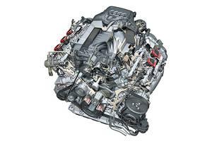 двигуни Audi A6