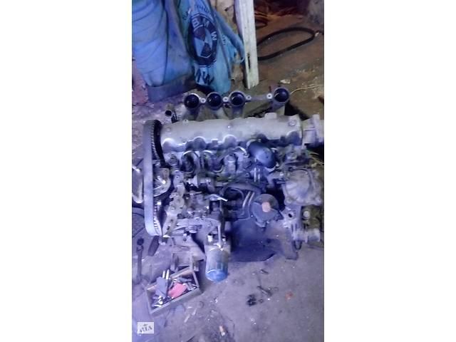 бу Двигатель для легкового авто Skoda в Шепетівці