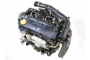 Двигатель мотор двигун Opel Combo 1. 7dti Y17DT isuzu