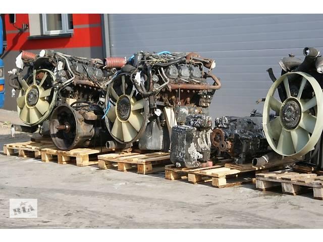 купить бу Двигатель на автобус MAN Helicon в Виннице