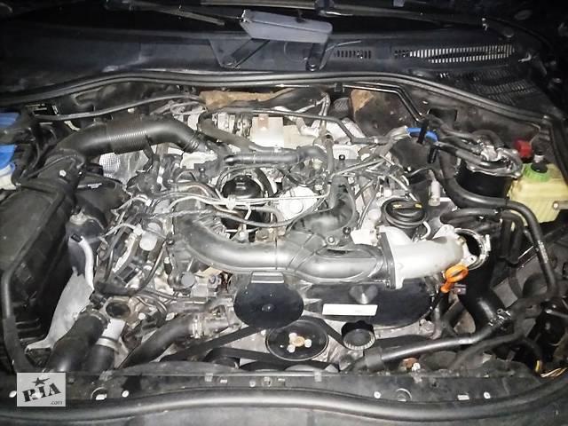 купить бу Двигатель Volkswagen Touareg 3.0 TDI V6 BKS Мотор Двигун Vw Туарег в Ровно