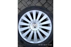 б/в Диски з шинами Volkswagen Passat B7