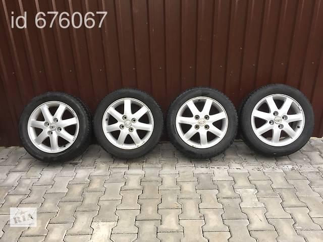 Диск с шиной Chevrolet Evanda Шевролет Еванда R 16- объявление о продаже  в Черновцах