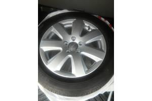 Новые диски с шинами Audi