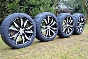 Новые диски с шинами Opel Insignia