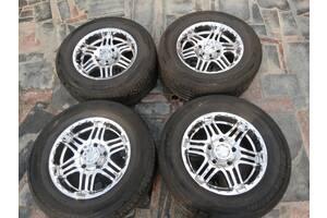 Диск с шиной R18 5x150 Toyota Land Cruiser 200, Lexus LX, Toyota Sequoia