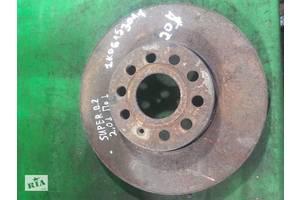Гальмівний диск передній skoda superb 2 2.0 d