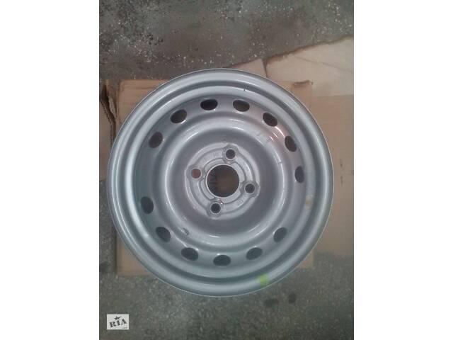купить бу Диски колесные Daewoo Lanos Nubira R14 в Запорожье