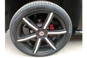 Диски колісні Red Sport Wheels Chevrolet Suburban / Cadillac Escalade 2015-2019 (6X139.7) R24