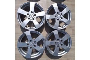 Диски Mercedes R16 5x112 7,5j ET35 W211 W210 W124 W212 Vito Вито VW