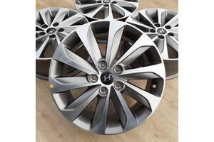 Диски НОВЫЕ Hyundai Оригинал R17 5x114 Elantra i30 ix20 Sonata Tucson