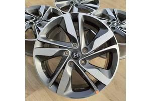 Диски Новые Hyundai R17 5x114 Elantra i30 ix20 Sonata Tucson Хундай Р17 Suzuki