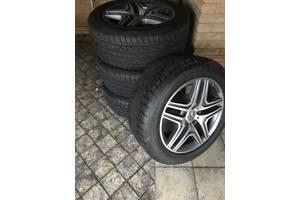 Новые диски с шинами Mercedes G 63 AMG