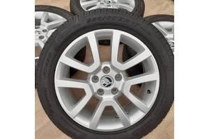 Диски Skoda org. R17 5x112 Yeti Octavia A5 A6 A7 Superb VW Passat Golf Jetta T-Roc Audi Seat