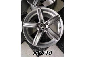 Диски Volkswagen R17 5x120 7,5J ET34 BMW T5 / T6 Opel Brock Германия