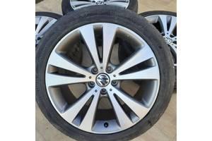 Диски VW R18 5x112 Audi A4 A6 Passat B7 B8 Sharan Tiguan Skoda Superb