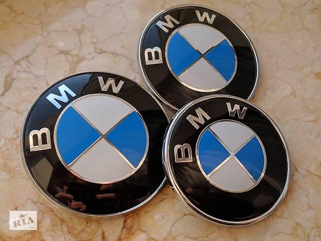 Емблема BMW 82 / 78 / 74 мм.- объявление о продаже  в Рівному