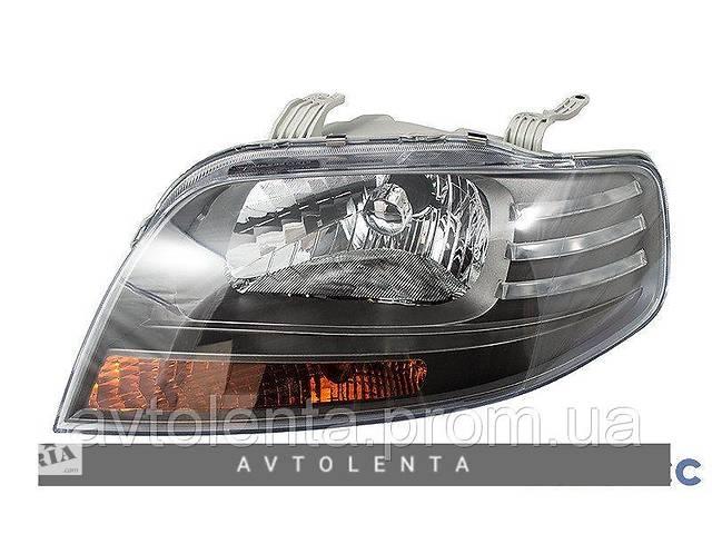 продам Фара Chevrolet Aveo T200 (11/05-) правая, механич. темный отражатель (FPS) бу в Киеве