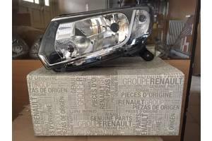Нові фари Dacia Sandero