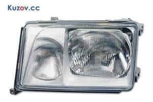 Фара Mercedes E-Class W124 84-89 правая (Depo) темная рамка 1248202761 1248202761