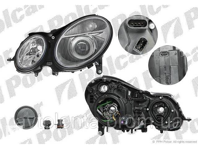 купить бу Фара основная, xenon, 2S+H7, автоматический {Прав.} {03.02-} для Mercedes W211 E-Class 02- в Киеве