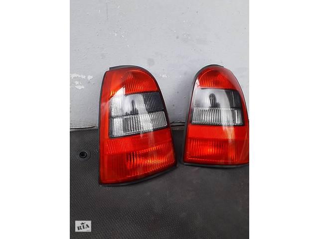 купить бу Фонарь задний  Opel Vectra B Caravan. 99-02 г.в. оригинал б.у. цена за шт. в Днепре (Днепропетровск)