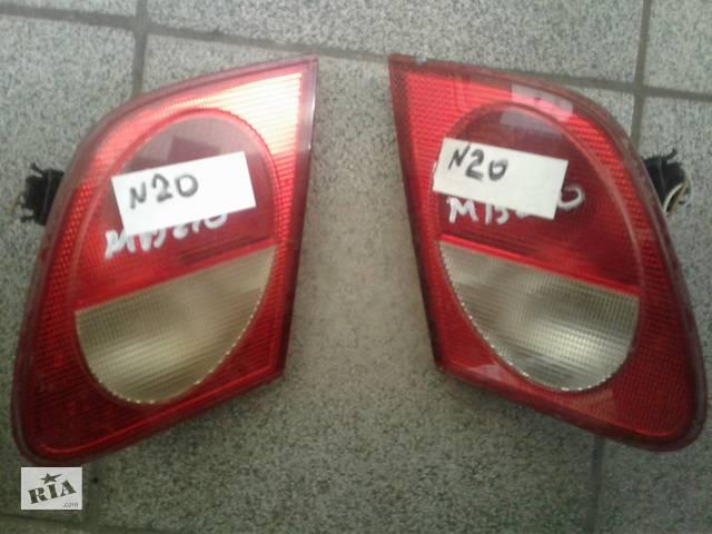 купить бу Фонарь задний внутренний  правый левый Mercedes Benz W210 E-Klasse 2108201064 . 2108200964 в Изюме