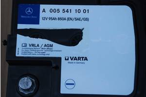Аккумуляторы Varta Viano груз.