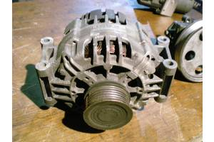 Генераторы/щетки Audi A4