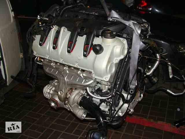 бу Двигун Porsche Panamera Б/У в Києві