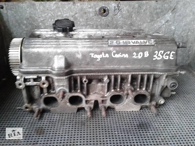 купить бу Головка блока Toyota Carina E 2.0B 17A в Дрогобыче