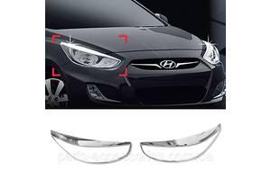 Новые Торпеды Hyundai Accent