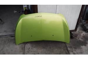 б/у Капоты Chevrolet Spark
