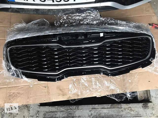 KiaSportage  GT-line новые решётки радиатора 86350-F1500- объявление о продаже  в Киеве