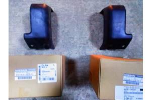 Новые Клыки бампера Nissan