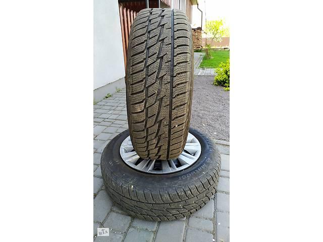 продам Колеса гума шини 205/60/16 матадор Б/у шини бу в Яворові