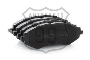Нові Гальмівні колодки комплекти Daewoo Lanos