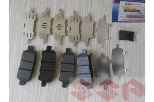 Гальмівні колодки комплекти Suzuki Grand Vitara