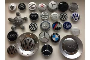 Колпачки заглушки VW,BMW,Mercedes,AUDI,Subaru для литых дисков/в диск