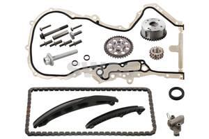 Комплект ГРМ: ланцюг, натягувач, черевики для Volkswagen Jetta