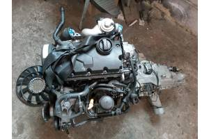 Комплектний двигун AVB 1,9 TDI + КПП. Passat B5, Audi A4, Skoda superb 1