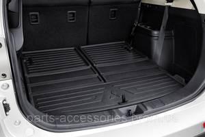Новые Ковры багажника Mitsubishi Outlander