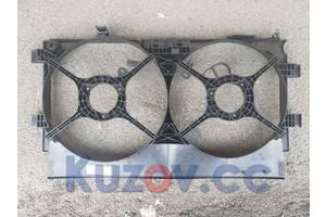 Кожух вентилятора Mitsubishi ASX Outlander Lancer / Citroen C-crosser / Peugeot 4007 (FPS) 1355A087