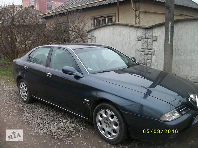 купить бу Крило переднє для Alfa Romeo 166 в Ужгороді