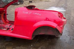 б/у Крылья передние Opel Tigra