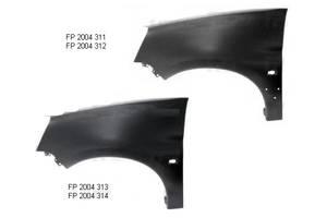 Крыло переднее Peugeot Partner 02-08