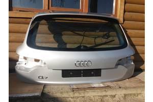 Кришка багажника Audi Q7 =4L0= 2009-2015 (Срібло Металік) 150120