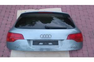 б/у Крышки багажника Audi Q7