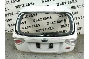 Б/У Кришка багажника біла Impreza 2007 - 2011 60809FG0209P. Вперед за покупками!